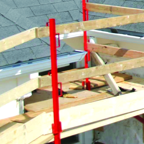 Qual Craft 2301 Side Wall Carpenter S Staging Bracket
