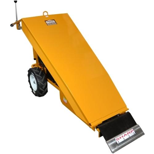 roof tear machine