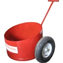 25 Gallon Big Bucket mop cart, mop bucket,