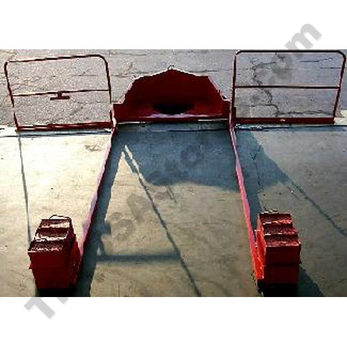 Trash Chute Support System 999 Topsider Big Rock Supply