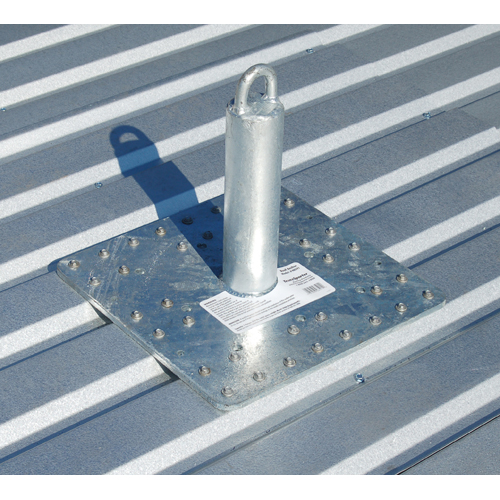 Roof Zone 48592 Commercial Roof Anchor Flashing Tde 48592