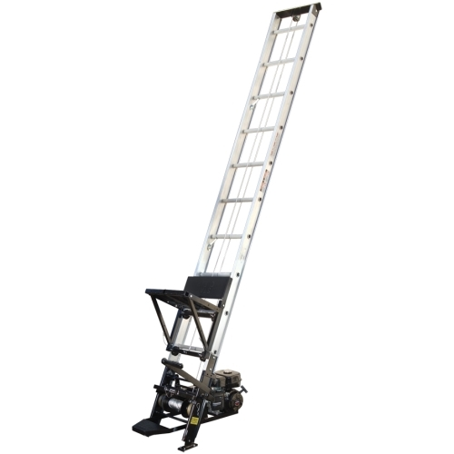 Tie Down Engineering TranzSporter 60012 LH200 Platform Ladder Hoist ladder platform hoist, ladder hoist, laddervator