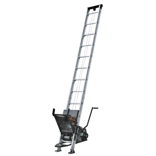 Tranzsporter Platform Hoist 200 Lb Electric