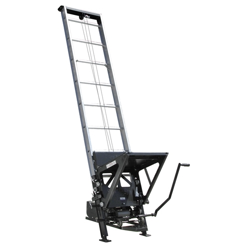 Tie Down Engineering TranzSporter 60020 LH400 Platform Ladder Hoist ladder platform hoist, ladder hoist, laddervator