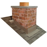 Moheco Uniflash Chimney Flashing System chimney flashing, chimney, flashing, proflash, uniflash, chimney dressing, dressing,