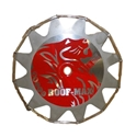 12 Tooth Desert Diamond Blade 14""