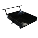 RACE Debris/Dump Tray, Standard 7.5 Cu. Ft.  - Fits Multiple Carts!