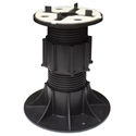 "Eterno Adjustable Pedestal Paver Supports SE6  5.5"" - 9"""