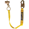 Guardian 01503 Rope Grab w/ attached 3' Shock Absorbing Lanyard