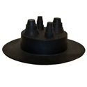 Portals Plus 45020 Quadraseal 481R Multiple Pipe Flashing