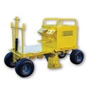 Tie Down Penetrator Sentinel Mobile Fall Protection Cart