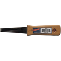 Primegrip 3 in. Felt Knife w/ Wooden Handle