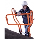 Guardian Fall Protection 10798 Safe-T Ladder Gate