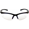 Brand X Bold Collection X6B15, Black Frame, Blue Blocker Lens