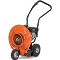 Billy Goat Force II Wheeled Blower F601V Vanguard, 6HP Subaru EX