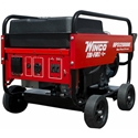 Winco HPS12000HE Tri-Fuel Generator w/ Wheel Kit - 12000W