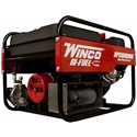 Winco HPS6000HE Generator + Wheel Kit - 6000W