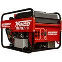 Winco HPS9000VE Tri-Fuel Generator+Wheel Kit