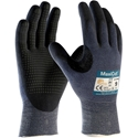 PIP 44-3445 MaxiCut Ultra DT Nitrile Coated Knit Glove