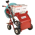 OMG Roofing Products Olyfast PaceCart 3 Insulation Adhesive Dispensing Cart w/ Vee Manifold