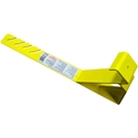 "RACE Fixed Roof Bracket 8 inch x 45 degrees x 19"" long"