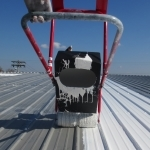 Metal Roof Coating Applicators & Rollers