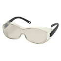 Ots Safety Glasses Black Frame - CLEARANCE PRICING!