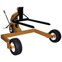 All Season Equipment- Tuff Jack Material Mover