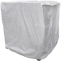4 ft. x 4 ft. Pallet Covers - 3 Mil, White, 50/ROLL