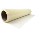 Carpet Protection, 36 In. x 250 Ft., Clear