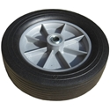 3 x 12 x 3/4 in. Brg Wheel with Flat Free Tire
