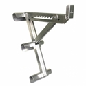 Qual-Craft 2430 3-Rung Long Body Aluminum Ladder Jack