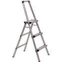 Xtend and Climb FT-3 Ultralight Aluminum Series Step Stool - 3 Step