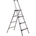 Xtend and Climb FT-4 Ultralight Aluminum Series Step Stool - 4 Step