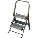 Xtend and Climb WT-2 Stable Step Series Folding Step Stool - 2 Step