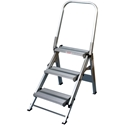 Xtend and Climb WT-3 Stable Step Series Folding Step Stool - 3 Step