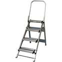 Xtend and Climb WT-4 Stable Step Series Folding Step Stool - 4 Step
