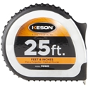 Keson PG1825 25 ft. PowerGlide Measure Tape