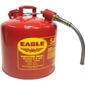 Eagle U2-51-S 5 Gal. Safety Gas Can (Type II)