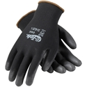 PIP 33-B125 G-Tek ONX Black Urethane Coated Knit Glove