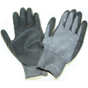 Gray Cut Resistant Knit