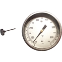 Equipment Thermometer - 6 in. length