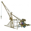 ASE  2000 Hydraulic Swing Hoist