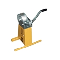 ASE Hand Winch Option for Hydraulic Hoist