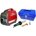 BAK RiOn Hand Held Heat Gun Portable Repair Kit