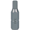 Hex Insert Bit 1 in. x 1/4 in.