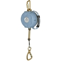 FallTech 727620 20 ft. Galvanized Cable Self Retracting Lifeline SRL