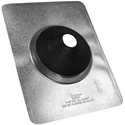 Oatey 12803 Aurora No-Calk Solar Flashing 1-1/2 in. - 3 in. Galvanized