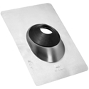 Oatey 12945 Aluminum Base Multi-Size Roof Flashing 1.5-3 in.