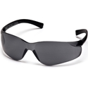 Pyramex S2520S Ztek Safety Glasses - Gray Lens - CLEARANCE PRICING
